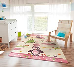 kinderteppich kinder teppich wandteppich spielteppich l ufer moderner kinderzimmer teppich. Black Bedroom Furniture Sets. Home Design Ideas