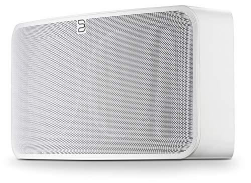BLUESOUND Pulse 2 2i - Streaming-Client mit leistungsfähigen Lautsprechern-WEIß