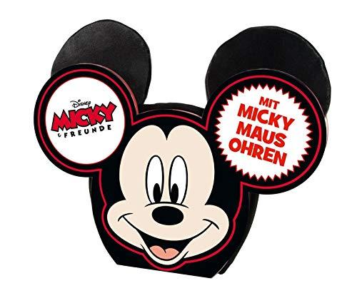Disney Micky & Freunde: Mit Micky-Maus-Ohren (Disney Micky Maus) (Junge Bilderbuch Figur Kostüm)