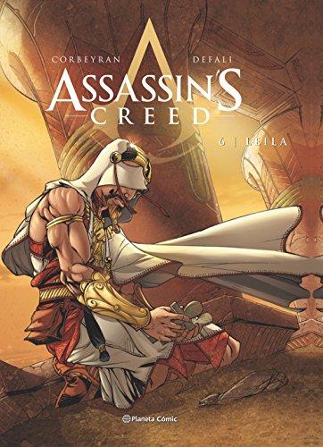 Assassin's Creed Ciclo 2 nº 03/03: 6 Leila (BD - Autores Europeos)