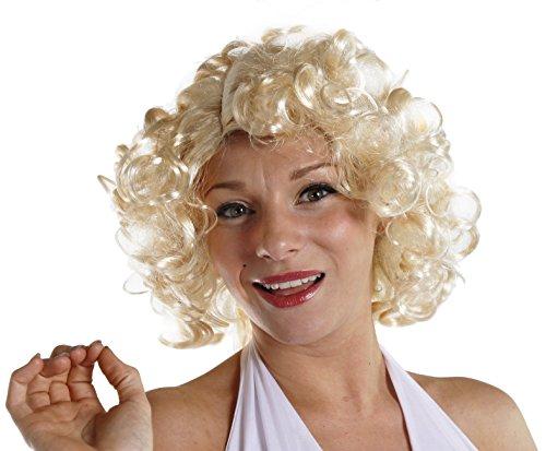 ILOVEFANCYDRESS I Love Fancy Dress ilfd2217Hollywood Starlet Perücke Erwachsene One Size Passend für die Meisten (Kostüm Hollywood Starlet)