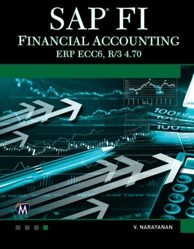 SAP FI: Financial Accounting (Computer Science) by V. Narayanan (2014-04-22) par V. Narayanan