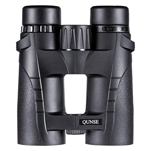 QUNSE® Prismáticos Telescopio gran campo visión