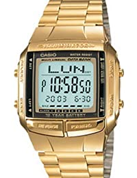 Casio Reloj con Correa de Resina DB-360G-9A_Unica