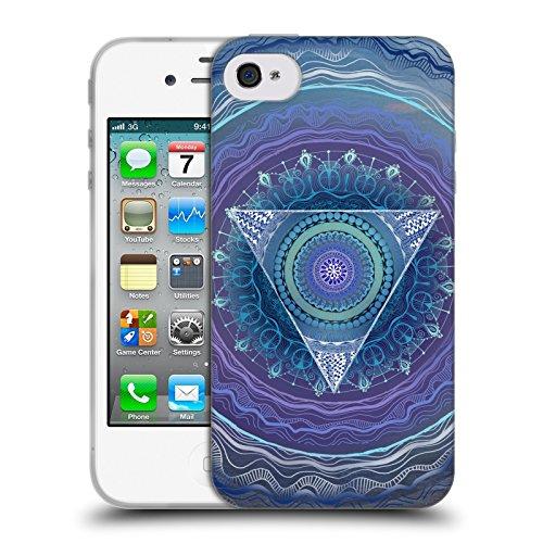 Ufficiale Brenda Erickson Terzo Occhio Chakra Cover Morbida In Gel Per Apple iPhone 6 Plus / 6s Plus Terzo Occhio