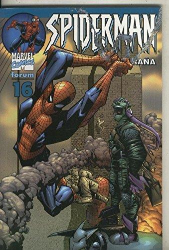 Spiderman el hombre araña numero 16