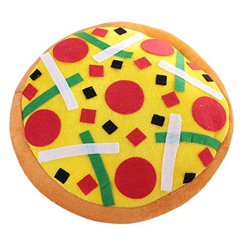 Gazechimp Pizza Hut Mütze für Kostüm (Pizza Hut Kostüm)