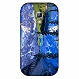 Bhishoom Designer Printed Back Case Cover for Samsung Galaxy S Duos S7562 (Scenery :: Snow :: Mountain :: Waterfall :: Scennic)