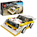 LEGO- Speed Champions Modello Ricco di Dettagli per Bambini, Collezionisti e Appassionati, 76897