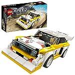 LEGO- Friends Pista di Pattinaggio del Villaggio Invernale Costruzioni Piccole Gioco, Multicolore, 41322  LEGO