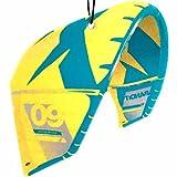 BANDIT - F-ONE Duftbaum Fresh Kitesurfing piña colada yellow