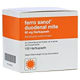 Ferro sanol duodenal mite 50 mg Kapseln, 100 St.