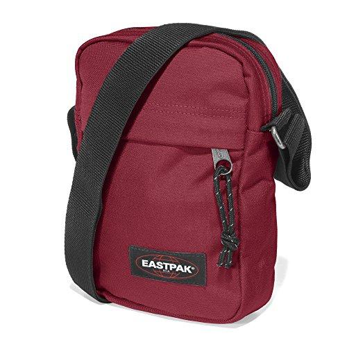 Eastpak Borsa Messenger EK045 Multicolore 2.5 liters Rosso