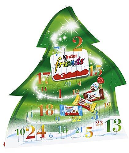 Kinder Friends Adventskalender, 1er Pack (1 x 135 g)