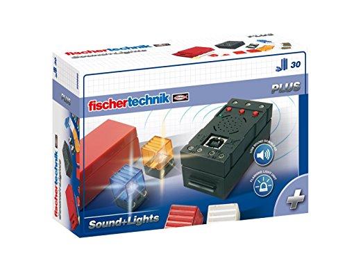 fischertechnik- 500880 PLUS Sound + Lights, Ergänzungsset