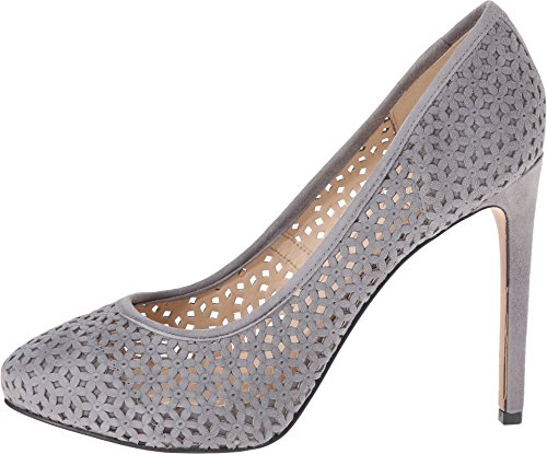 Nine West Nokota Grey Suede