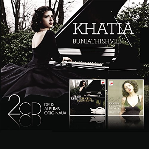 Khatia Buniatishvili: Franz Liszt & Chopin (2 CD)