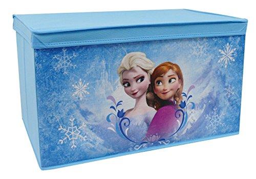 Preisvergleich Produktbild Fun House 712404-Einrichtung und Dekoration, Eiskönigin A Spielzeug-Dachbox, faltbar