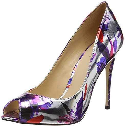 ALDO Damen Esmee Pumps, Mehrfarbig (Multi Metallic / 87), 39 EU Aldo Pumps