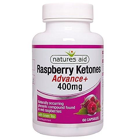 Natures Aid Raspberry Ketones Advance+ 60 capsule
