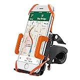 TaoTronics Handyhalterung Fahrrad Smartphone Handyhalter Fahrrad Verstellbar für iPhone 7/7Plus...