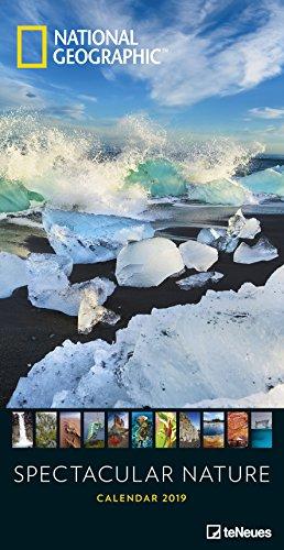 National Geographic: Spectacular Nature 2019: Wandkalender