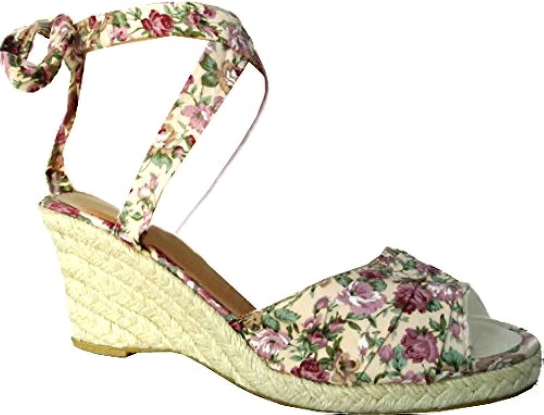RTB - Sandalias de vestir para mujer