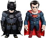 Hot Toys Batman VS Superman alba di giustizia Bobblehead figure (blu/rosso/nero/grigio)