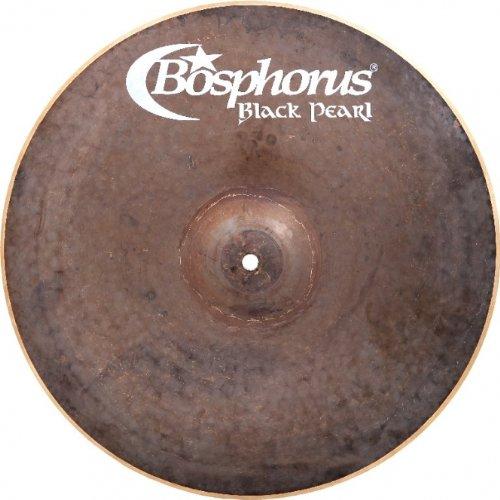 "Bosphorus Black Pearl Crash Becken 18"""