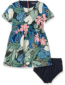 Tommy Hilfiger Flower Print Dress S/S, Vestito Bambina