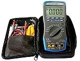 20A Digital Multimeter HoldPeak HP-760H TrueRMS Fehlbedienunsgsperre