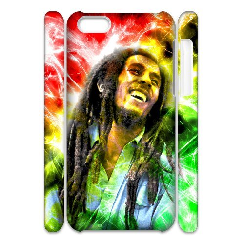 LP-LG Phone Case Of Bob Marley For Iphone 4/4s [Pattern-6] Pattern-6
