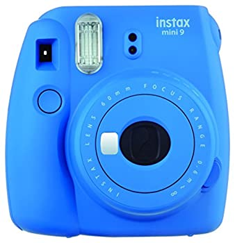 Fujifilm Instax Mini 9 Kamera Cobalt Blau 15