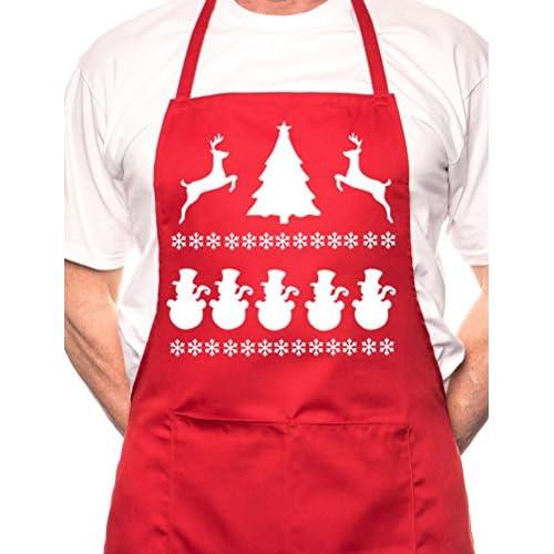 Christmas Reindeer Apron