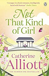 Not That Kind of Girl by Catherine Alliott (2012-05-10)