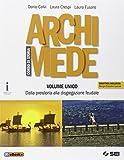 Archimede. Corso di storia. Volume unico-Mi preparo all'interrogazione. Per le Scuole superiori