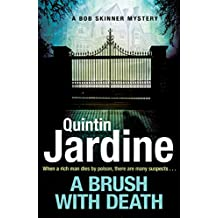 A Brush with Death (Bob Skinner series, Book 29)