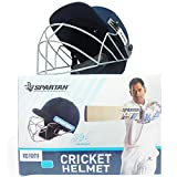 #4: Spartan Ms Dhoni Fighter Cricket Helmet - Small