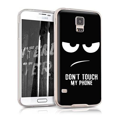 kwmobile Funda para Samsung Galaxy S5 / S5 Neo - Carcasa de [TPU] para móvil y...