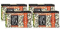 Okuma Nutritional's SlimTea CAPSULES-100% Pure and Natural, HIGH CONCENTRATION More Powerful Than Green Tea, Burns Up To 523% More Fat Than Green Tea! 4 Month Supply(240 capsules)