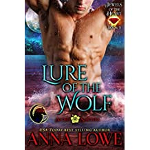Lure of the Wolf (Aloha Shifters: Jewels of the Heart Book 2)