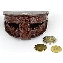 Volumica Porte-monnaie Cuvette cuir Marron Beaubourg ff8609c60cc