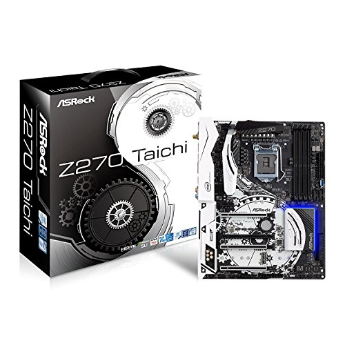 ASROCK Z270 TAICHI S1151 ATX Intel DDR4 Motherboard