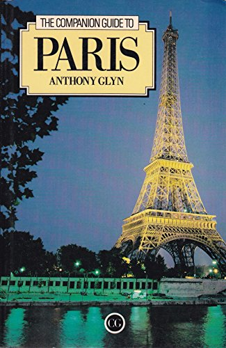 Paris (Companion Guides) por Anthony Glyn