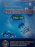 #9: BUREAUS HIGHER SECONDARY CHEMISTRY CLASS 12 PRESCRIBED BY CHSE ODISHA