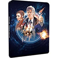 Doctor Who Spearhead from Space UK Exclusive Limited Edition Steelbook 2000 Made Blu-ray HD Restored