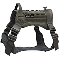 L Lorsoul Hundegeschirr Tageshemd f/ür Kleine Meduim gro/ße Hunde Trainings Dog Walking Weste Kleidung Welpengeschirr Jacke