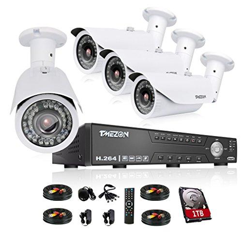 TMEZON-HD-AHD-4CH-1080N-Sistema-de-cmaras-de-seguridad-de-la-vigilancia-Con-la-visin-4x20MP-la-noche-al-aire-libre-Cmara-de-CCTV-28-12mm-lente-de-distancia-focal-variableApoyar-monitor-remoto-Por-Smar
