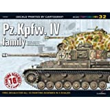 Pz.Kpfw. IV Family: No. 32 (Mini Topcolors)