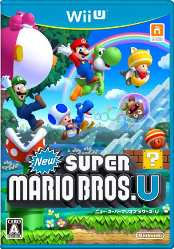 New Super Mario Bros. U [JP Import]